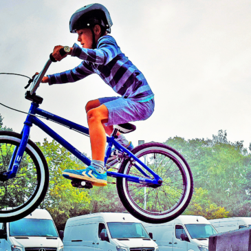 Lær dit barn at cykle